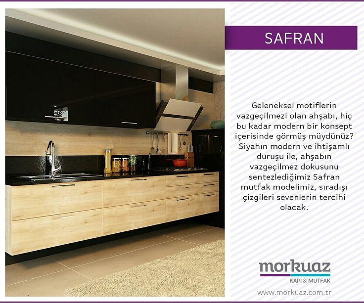 Geleneksel motiflerin vazgeçilmezi olan ahşabı, hiç bu kadar modern bir konsept içerisinde görmüş müydünüz? Siyahın modern ve ihtişamlı duruşu ile, ahşabın vazgeçilmez dokusunu sentezlediğimiz Safran mutfak modelimiz, sıradışı çizgileri sevenlerin tercihi olacak.  www.morkuaz.com.tr   #morkuaz #kapi #mutfak #safran #model #dekor #dekorasyon #mutfakdekor #evim #evimevimgüzelevim #decor #bursa #inegöl #mobilya #furniture
