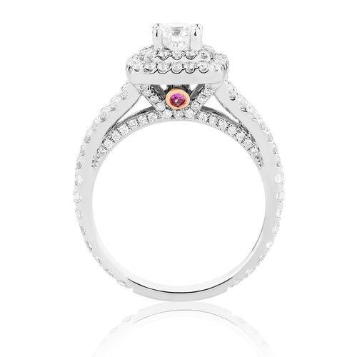 1 1/2 Carat TW Diamond Arpeggio Ring #michaelhill