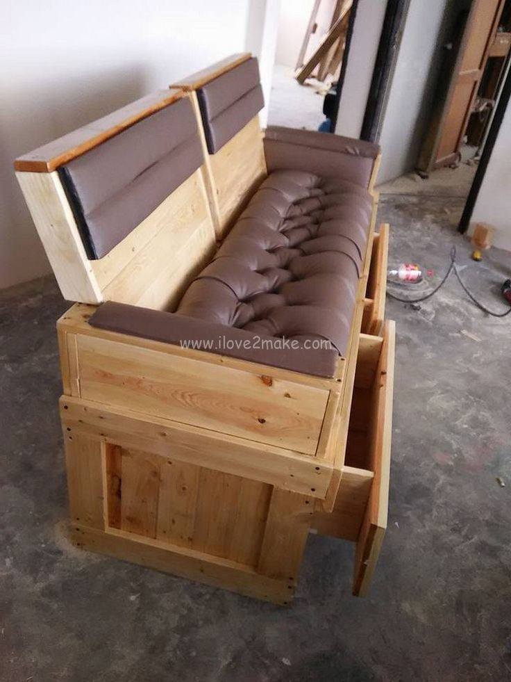 Pallet leader sofa is best thing for keeping in drawing rooms but usually it is very much expensive.There are many ways to make your own sofa with little money.These kind of designs help you a lot to create any kind of sofa for your home.Good luck for you own project!