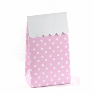 Sambellina Party Treat Boxes Spot Pink (12)