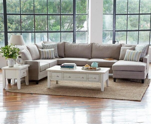 Florence Coffee Table (1400W x 700D x 445H mm) RRP $449