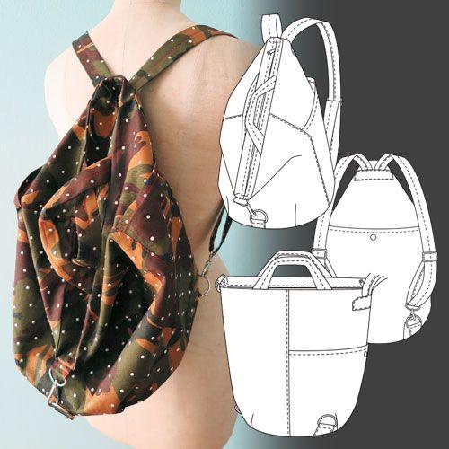 Type-S Backpack - Tamanegi-kobo