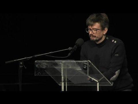 """""""Je suis Charlie, prouvez-le"""": l'hommage de Luz à Charb (discours intégral)"""
