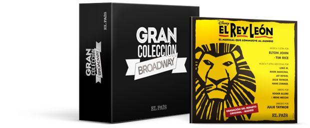 Sorteo de entradas para el musical de El Rey León