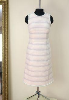 твидовое платье, стиль первой леди, платье шанель, платье в стиле шанель, пошив минск, пошив вечерних платьев минск, стиль мелании трамп, стиль иванки трамп, стиль кейт миддлтон