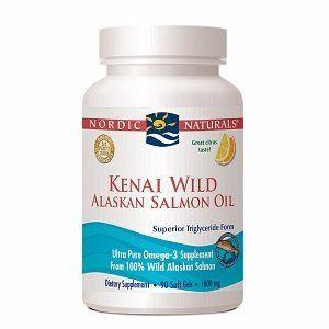 Nordic Naturals Alaskan Salmon Oil