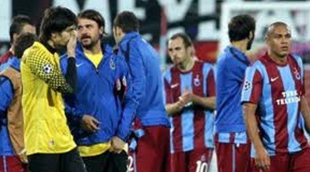 Trabzonspora Senegalli Forvet