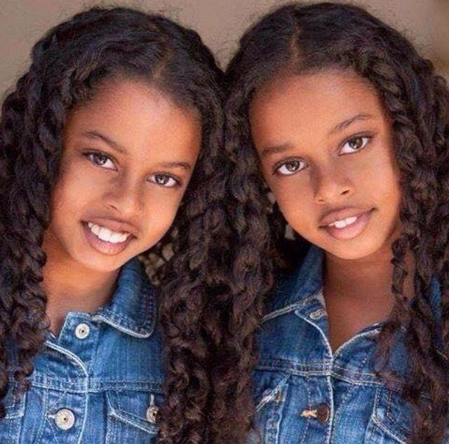Are Tia And Tamera Identical Or Fraternal - YouTube