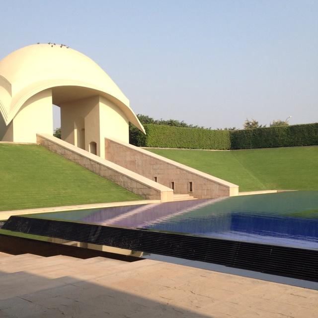 Trident Hotel New Delhi, India.  FABULOUS!