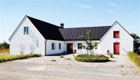 Love My Way: HOME | modern skånelänga in Österlen - Sweden