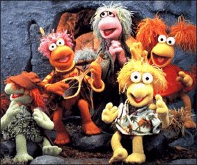 Die Fraggles (engl. Fraggle Rock)