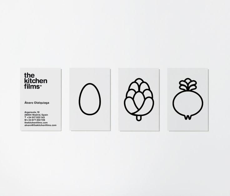 The Kitchen Films by ruiz+company