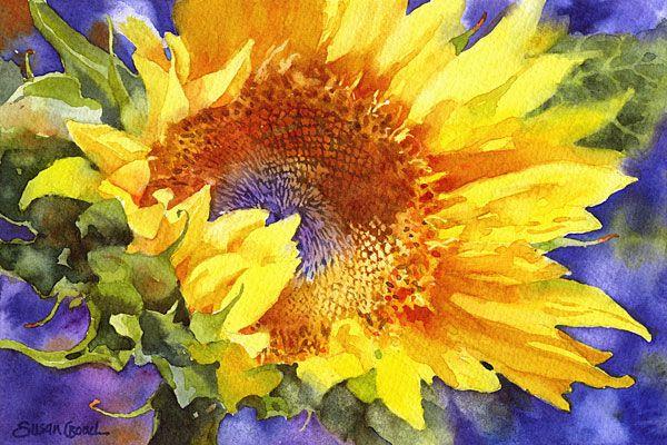 Sun Seeker by Susan Crouch