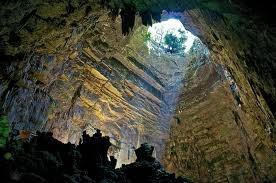 Castellana Grotte , Cave of Castellana - Puglia region(Italy)