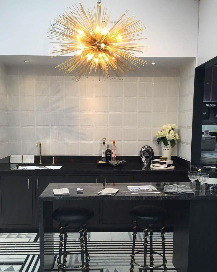 U201c@KellyWearstler Designed @AnnSacks Kitchen. Her New Collection Debuted At  @KBIS_2016. #KBIS2016 #productsANlovesu201d | KBIS | Pinterest | Kelly Wearstler  And ...