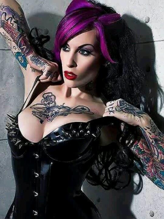 goth girls sex videos