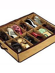 Creative Home  A Dust Storage Box Storage Box  12 Vase in Addition To the Smell of Moisture  Transparent Storage Shoes Bag