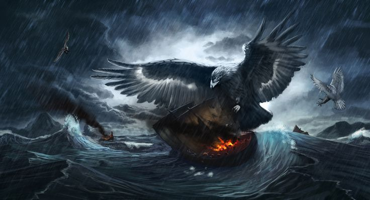 Summon Of Storm The Thunderbird Rilloc Ws Creatures In