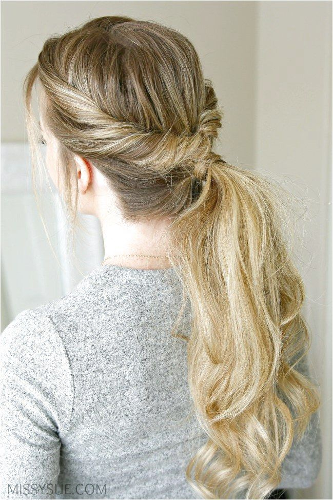 8 Types Of Braids You Didn T Know Existed Twist Ponytail Easy Hairstyles Quick Nurse Hairstyles