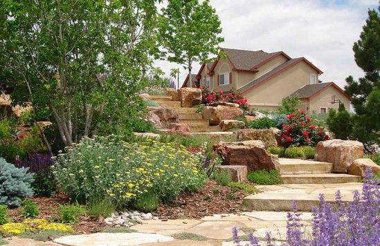31 best Landscaping Ideas images on Pinterest Campfires, Decks and
