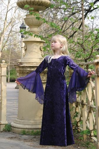 The dresses I want for the two girls who will be 8 and 7 years old!