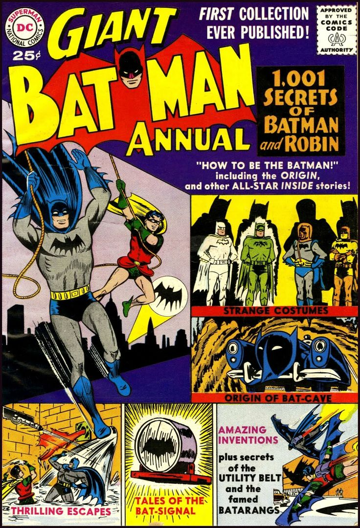Classic+Comic+Book+Covers | comics book stories blog shares some classic dc comics annual covers ...