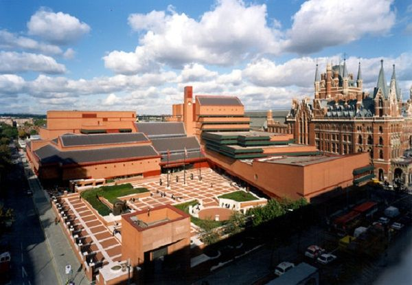 THE BIGGEST WORLD COMMUNITY OF ENTREPRENEURS!!!: London's Brutalist British Library Given 'Listed' ...