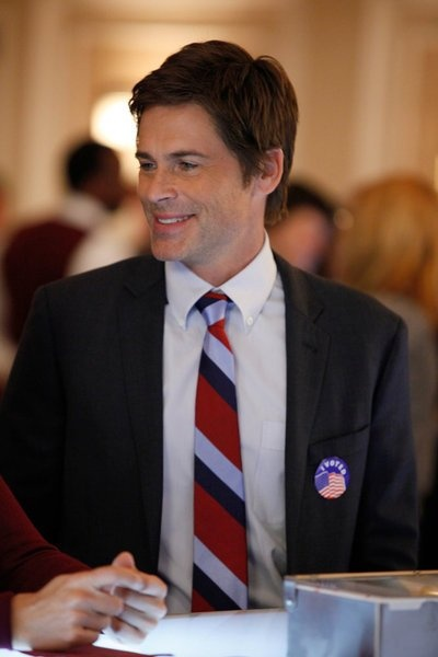 Rob Lowe - West Wing The only reason I watch all 7 seasons.