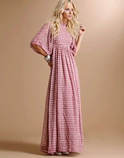 Muslim Women Fashions: Maxi Dresses Muslim Women Fashion