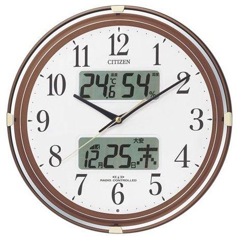 楽天市場】4FYA05-006 壁掛け時計 シチズン CITIZEN 電波時計 ネ ... 4FYA05-006壁掛け時計シチズンCITIZEN電波時計ネムリーナカレンダーリブ4FYA05006シチズン時計