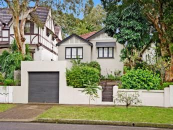 Rendered brick californian bungalow house exterior with brick fence & landscaped garden - House Facade photo 523125