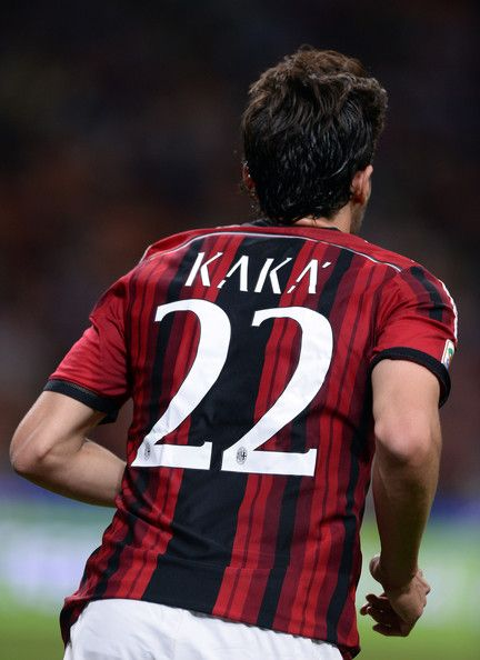 Kaka of AC Milan