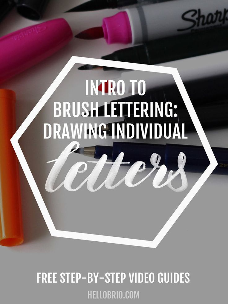Learn The Art Of Hand Lettering And Calligraphy ...