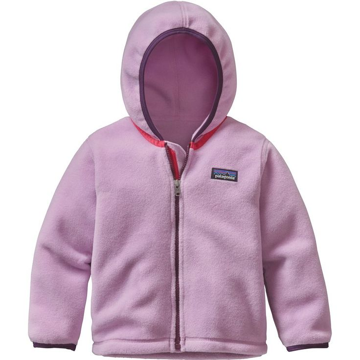 Patagonia - Synchilla Cardigan - Toddler Girls' - Dragon Purple