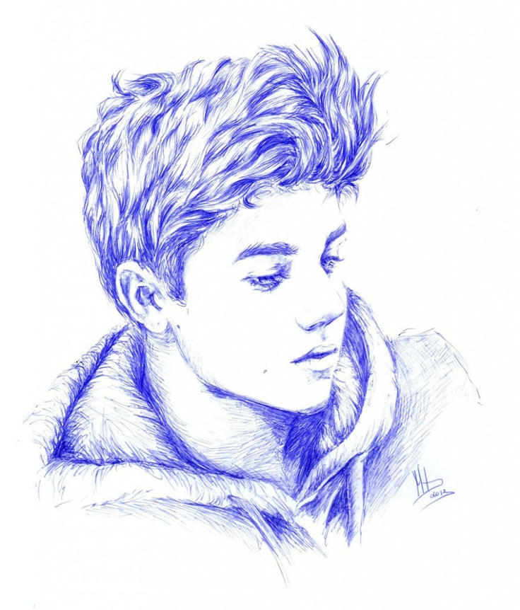 Justin Bieber sketches! this is one of the best Justin Bieber sketches I ever seen!