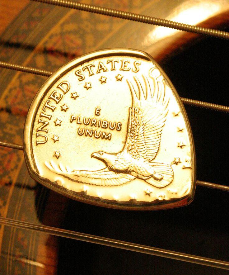 Palhetas de moeda – o dinheiro passa a valer mais