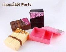 CzekoAda: Czekoladowa wyprawka szkolna - czekoladowy lunchbox