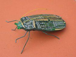 Computer Bug by arnchairgeneralist  #Bug #armchairgeneralistArnchairgeneralist, Computers Bugs, En Gadgets, Echte Computers, Wintersmith, Coolest Computers, Smith Computers, Computers 4624, Humor Cupboards