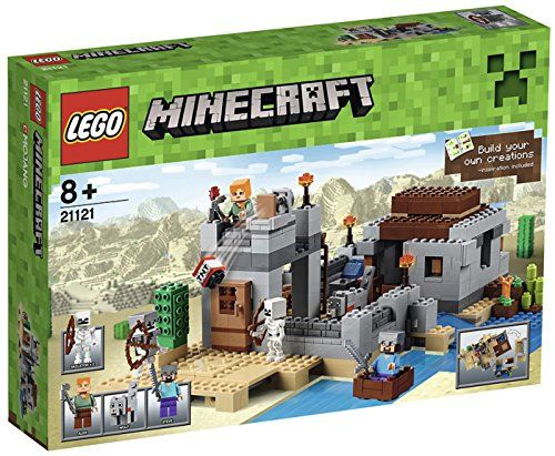 Lego Minecraft The Desert Outpost ** Be sure to check out this awesome product.