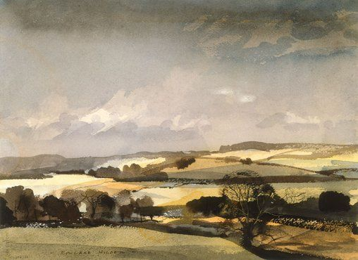 Hilder, Rowland - The Downs