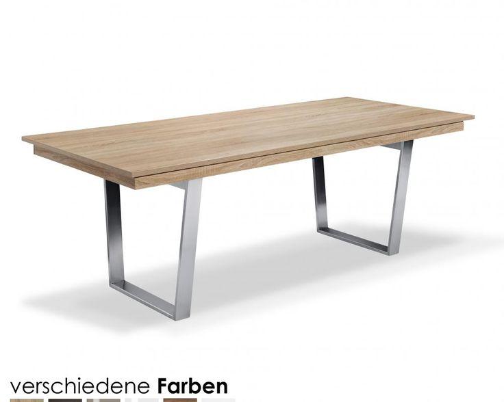 ArteM deck Metall-Fuß Esstisch - Artikelbild