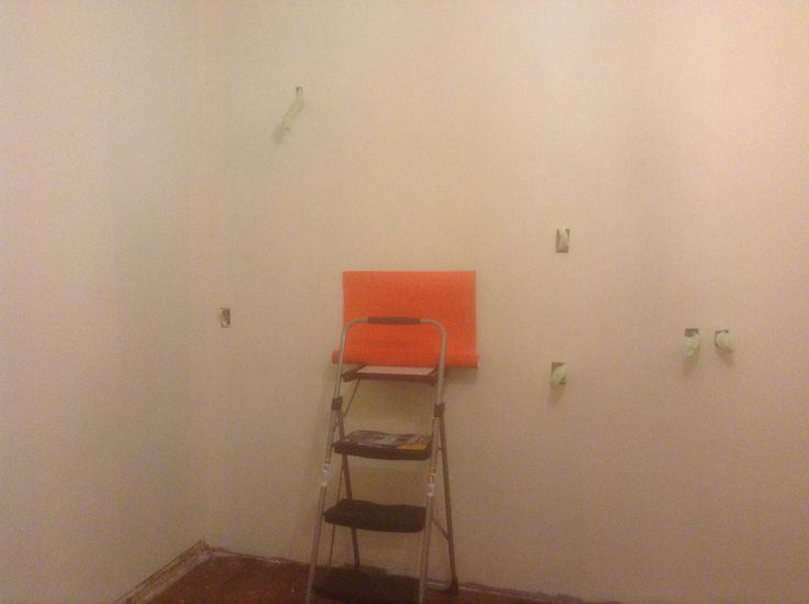 Prep and base coat on, quick test of the orange for the splashback....looking good