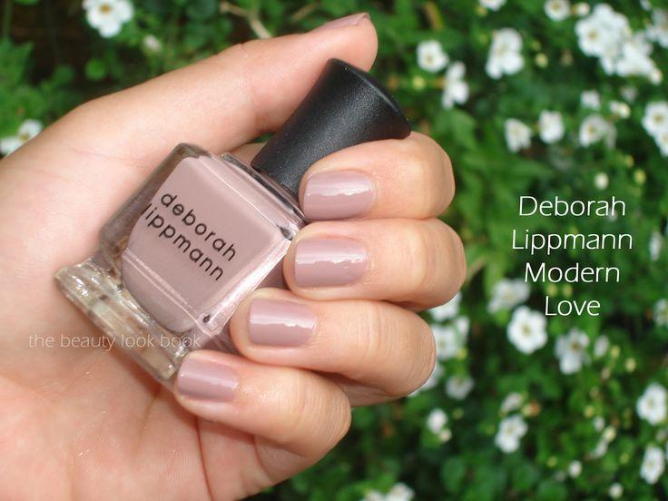 The Beauty Look Book: Deborah Lippmann Modern Love