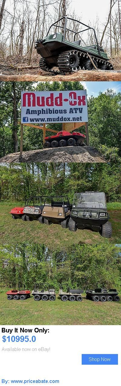 Power Sports ATVs UTVs: 2017 Max Iv Kohler Efi 6X6 Six Wheeler ...
