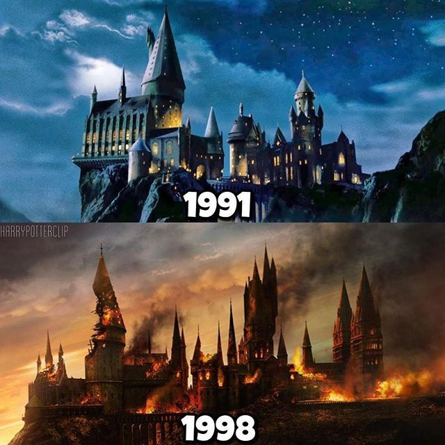 Harry Potter Today And Always ϟ Until The Very End Harrypotter Credit To Harrypotterclip Harry Potter Pictures Harry Potter Castle Harry Potter Wallpaper
