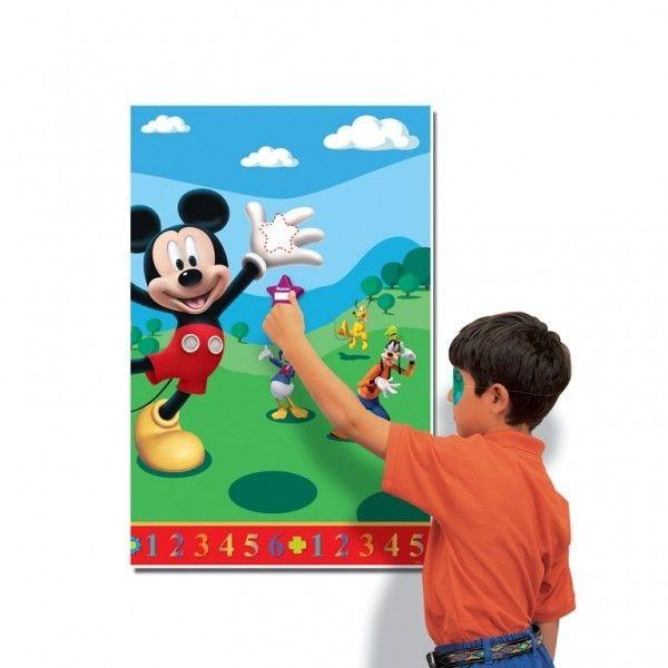 Joc poster party Mickey