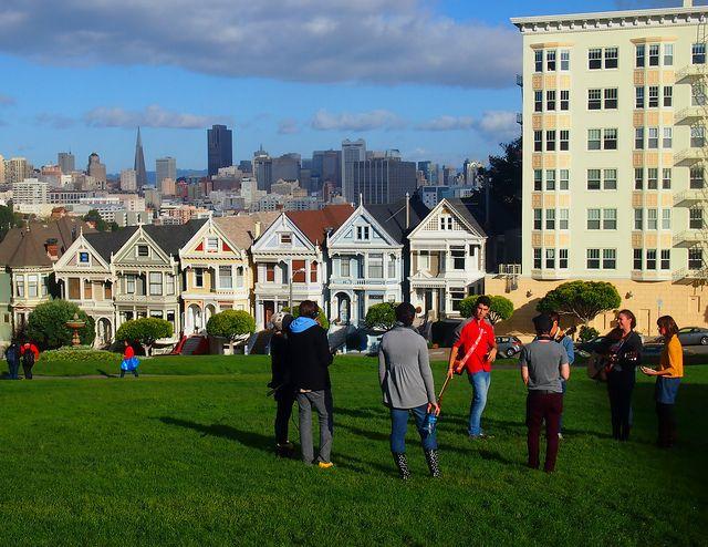 Best San Francisco Tourist Spots that Locals Should Also Enjoy