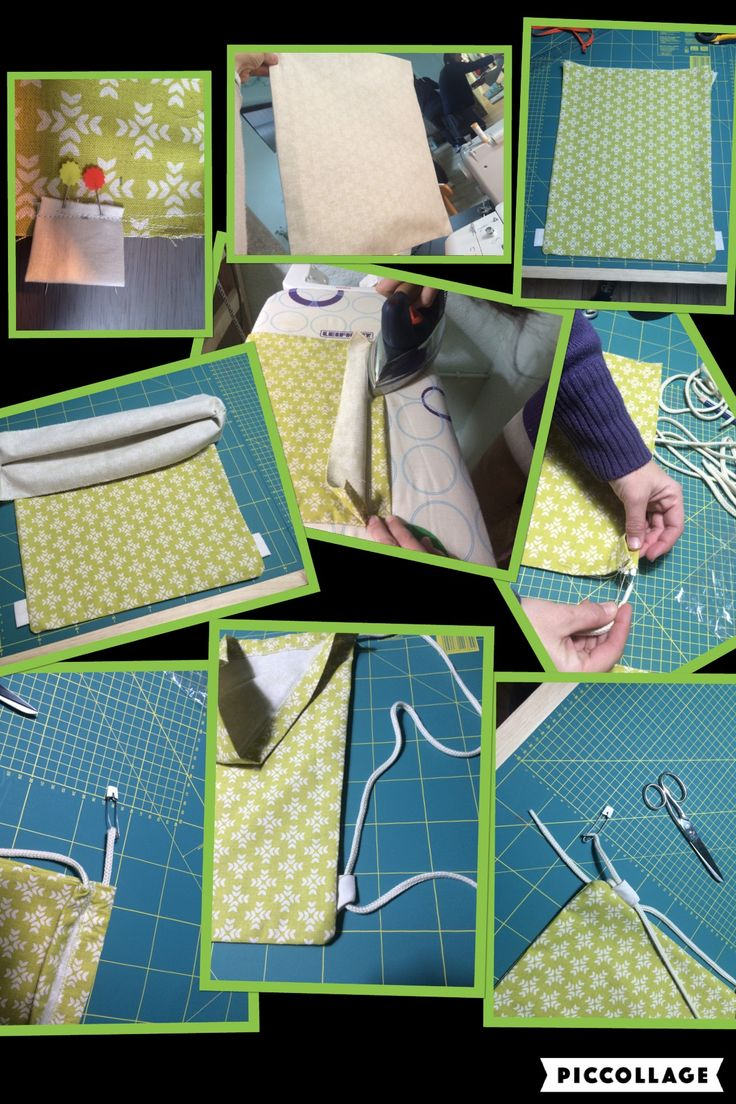 Easy bag step by step ( french couture)