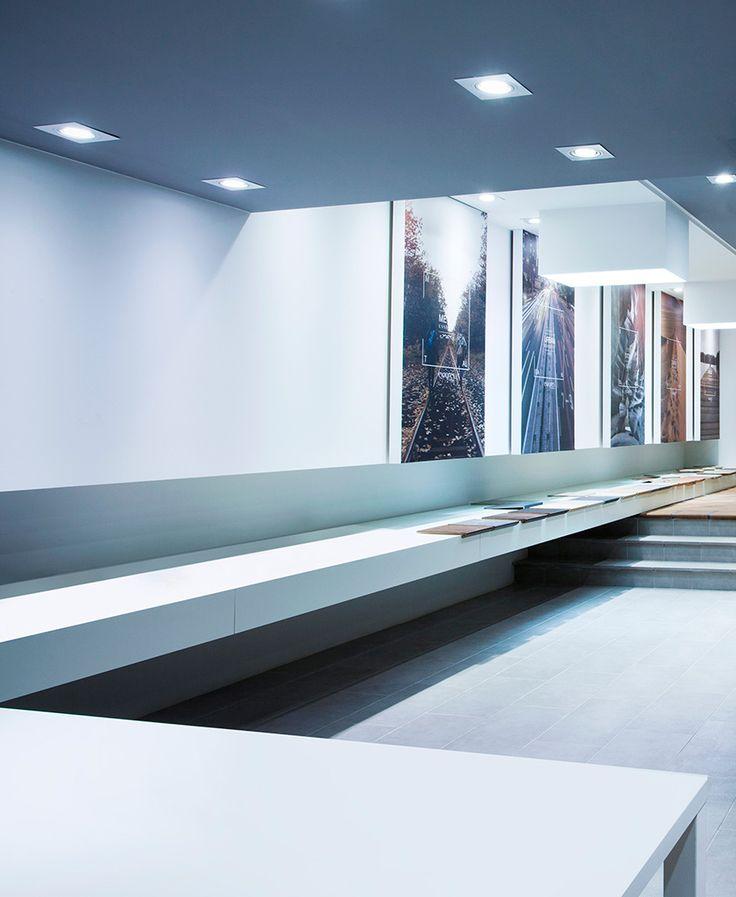 Diseño integral y comunicación » Exagres Showroom