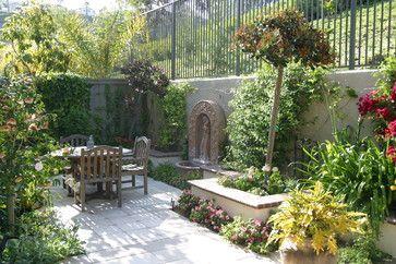San Clemente Small Home 1 - mediterranean - landscape - orange county - DMLA